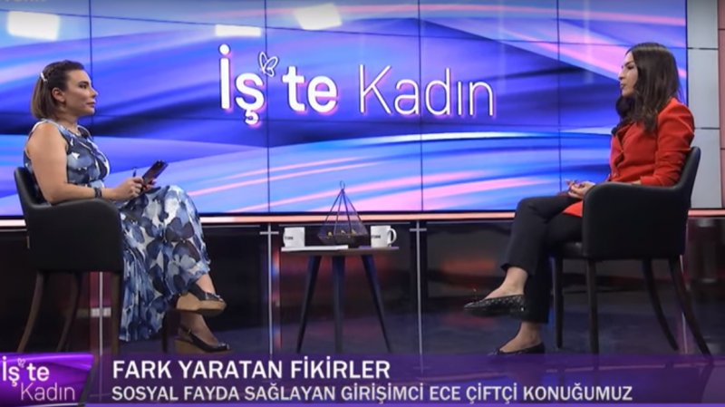 EKOTURK TV - SosyalBen Vakfı Neler Yapıyor?