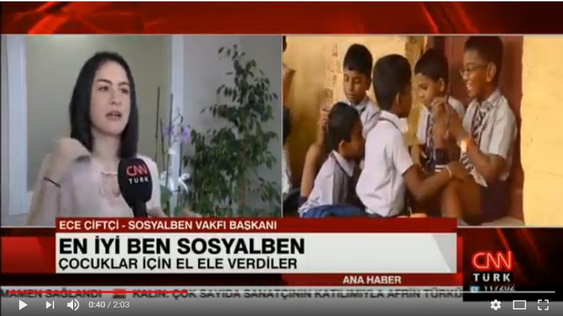 SosyalBen-Cnn Türk